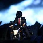 Intip Model Helm yang Dipakai Presiden Jokowi