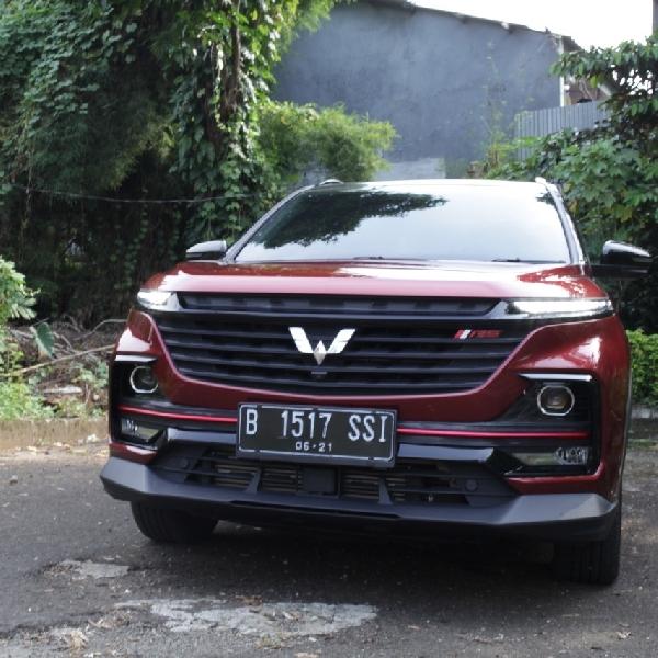 Wuling Almaz RS, Teknologi Pintar SUV yang Berevolusi Makin Dibutuhkan