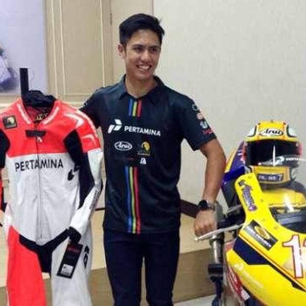 Aldi Adrian Turun di Ajang World Supersport 300