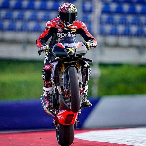 MotoGP: Aleix Espargaro Berharap Gresini Tetap Kerjasama Dengan Aprilia