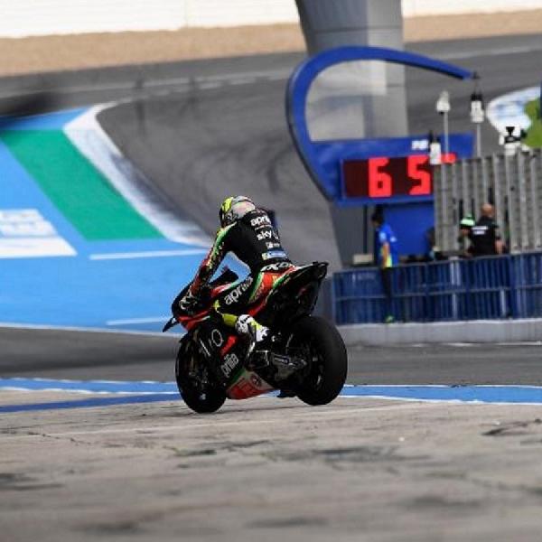 MotoGP: Aleix Espargaro Optimis Dengan Performa Motor Baru Aprilia