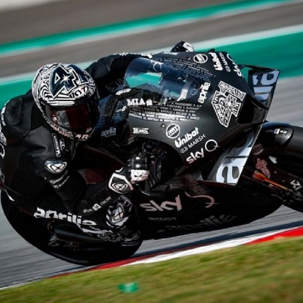 MotoGP: Aleix Espargaro Segera Perpanjang Kontrak di Aprilia