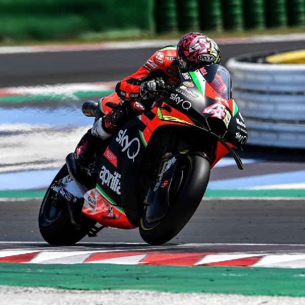 MotoGP: Aleix Espargaro Sebut Tempat ke-12 Adalah Hasil Terbaik di MotoGP Styria