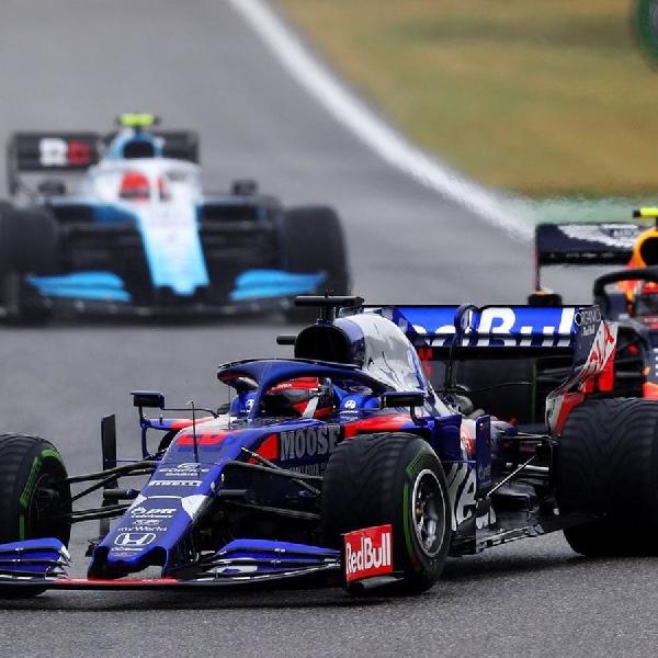 Alex Albon dari Red Bull Ukir Waktu Tercepat Keempat di FP1 GP Belgia