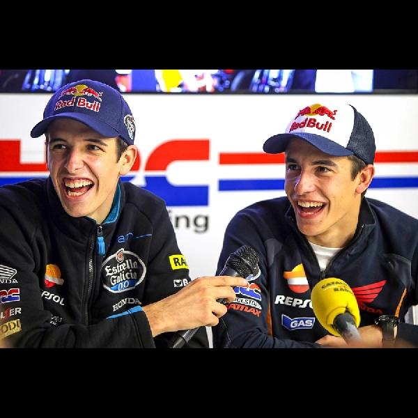 MotoGP: Bagi Alex Marquez, Marc Tidak Membantu Adaptasi di MotoGP
