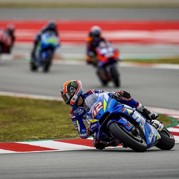 Alex Rins Sukses Duduki Posisi Ke-3 Setelah MotoGP Catalan