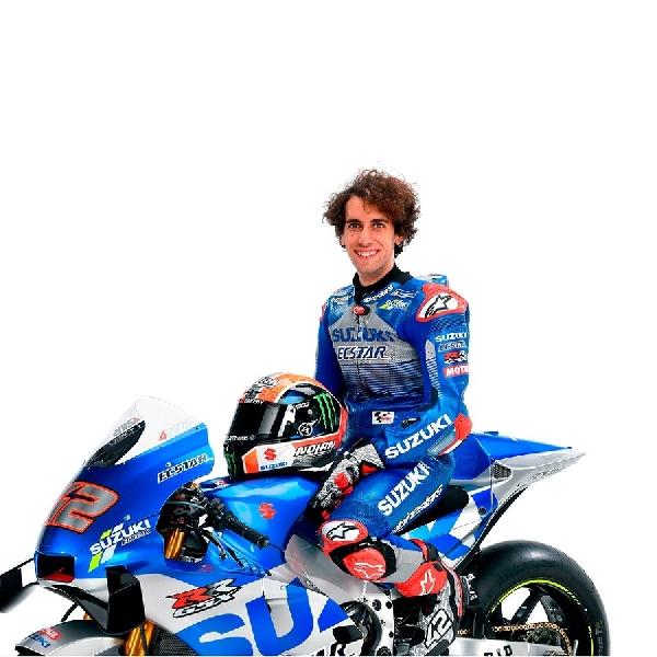MotoGP: Alex Rins Sepakati Perpanjangan Kontrak Dengan Suzuki