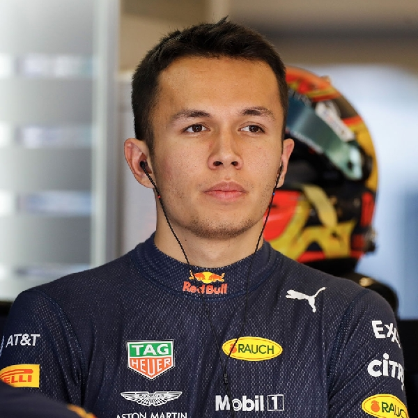 F1: Alexander Albon Ingin Jalani 'Musim Normal' Bersama Red Bull