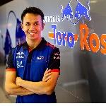 F1: Alexander Albon Mulai Nyaman Mengemudikan Mobil Red Bull