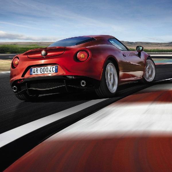 Alfa Romeo Siapkan Pengganti Model 4C