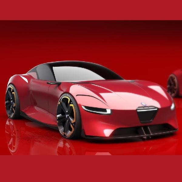 Mampukah Penerus Alfa Romeo 8C Sekeren Ini?