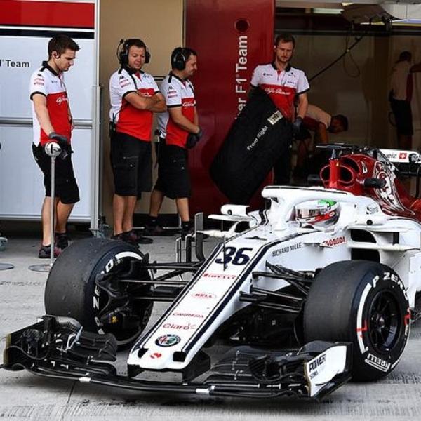 F1: Alfa Romeo dan Sauber Perpanjang Kerjasama di Formula 1