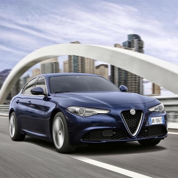 Alfa Romeo Giulia Raih 5 Bintang NCAP