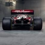 F1: Alfa Romeo Luncurkan Mobil C41 Untuk F1 2021
