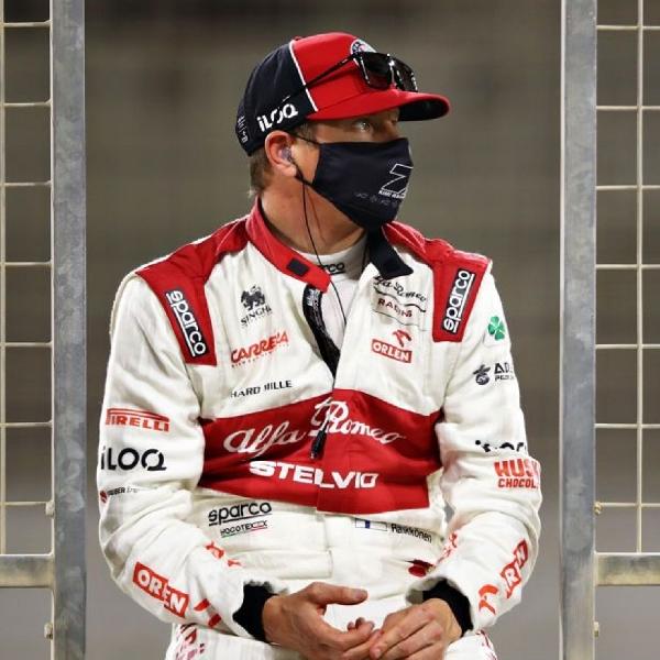 F1: Alfa Romeo Pastikan Masa Depan Kimi Raikkonen Pada Akhir Musim