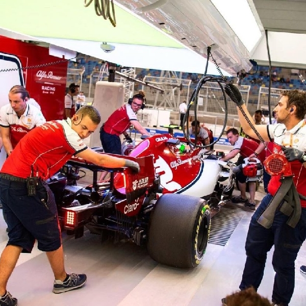 F1: Alfa Romeo Perpanjang Kontrak Dengan Sauber Hingga Musim 2021