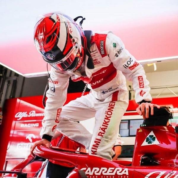 F1: Alfa Romeo Ragukan Masa Depan Kimi Raikkonen