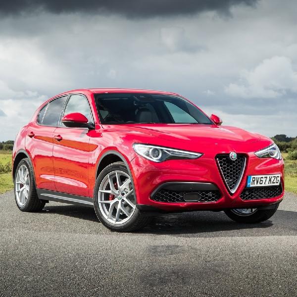 Alfa Romeo Bikin SUV Besar Berbasis Stelvio