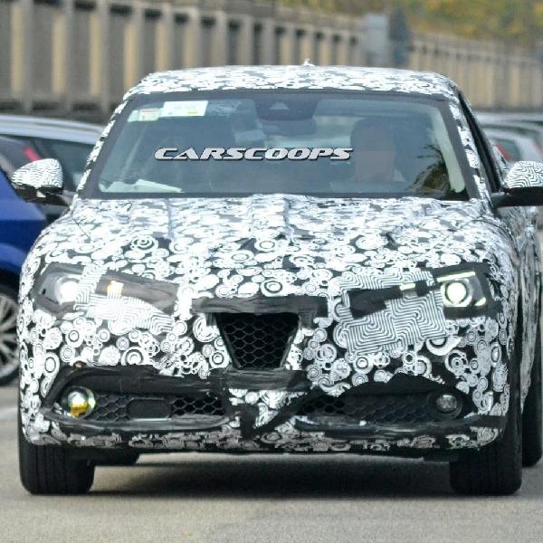 Alfa Romeo Stelvio Dijual Awal 2017