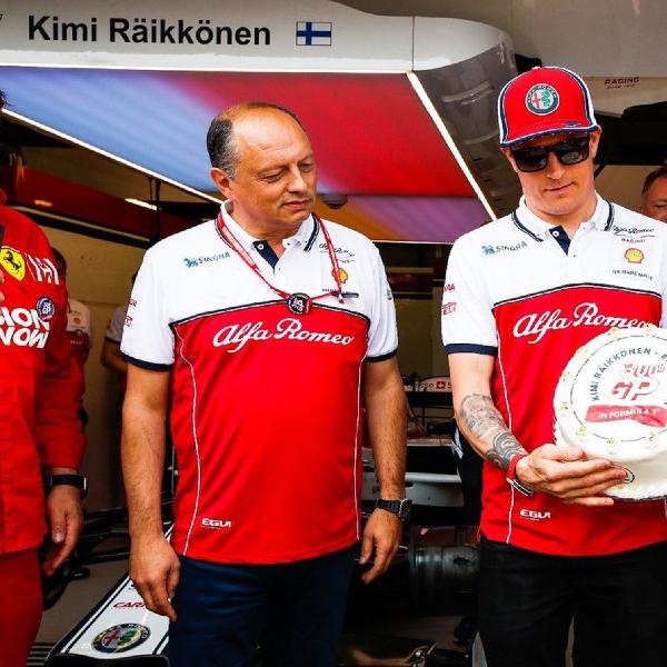 F1: Alfa Romeo Targetkan Driver Top Dunia