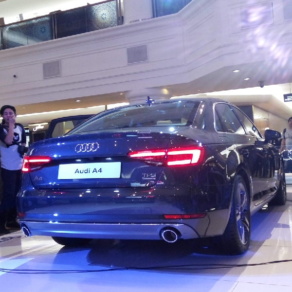 All-New Audi A4 Hadir di Indonesia