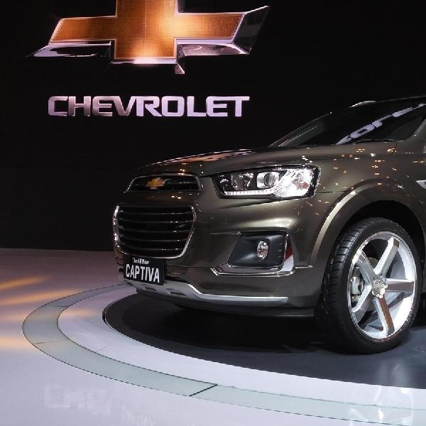 Chevrolet Malah Untung di Cuci Gudang