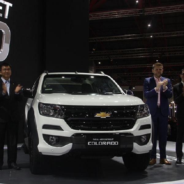 All New Chevrolet Colorado Resmi Hadir di IIMS 2017, Ini Harganya