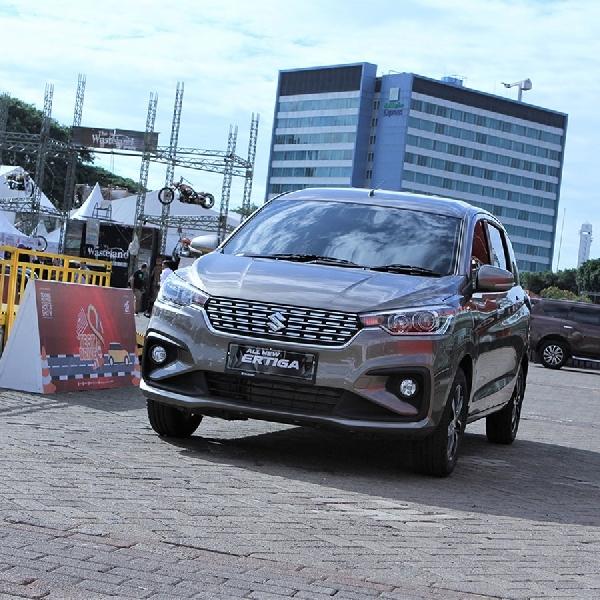 Suzuki RaihApresiasi dari KPU Bea dan Cukai