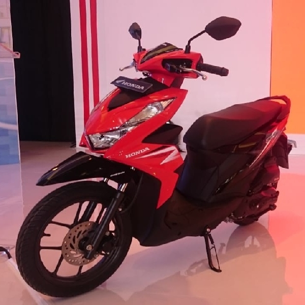 All New Honda BeAT Series Hadirkan Mesin Baru eSP 110cc, Konsumsi BBM 1 : 60 km Euro 3