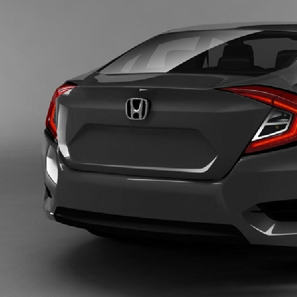 All New Honda Civic Sabet Car of The Year 2016
