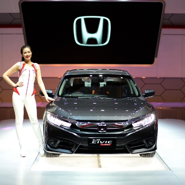 Penjualan All New Honda Civic Turbo Tembus di Atas Angka 100 Unit