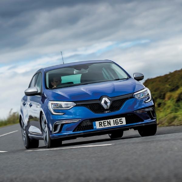 Varian Baru All-New Renault Megane Kini Bisa Dimiliki