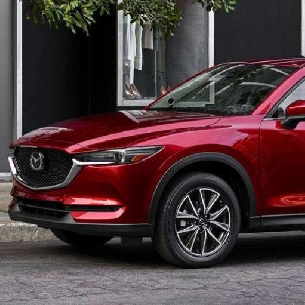 Mazda Masih Tutup Mulut Soal Potensi Kedatangan CX-5 Turbo