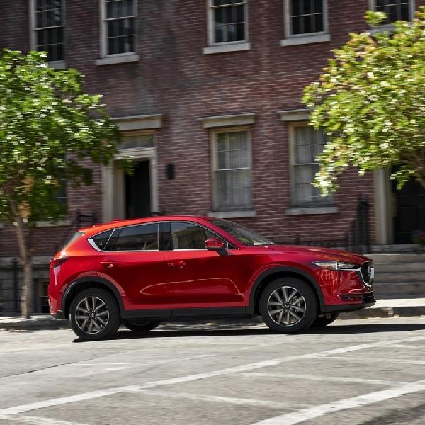 All New Mazda CX-5 Versi Eropa Berbeda Mesin dengan Amerika Serikat dan Jepang