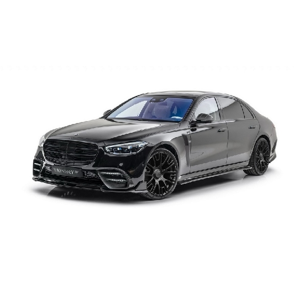 All-New Mercedes S-Class Besutan Mansory Debut dengan Exclusive Styling