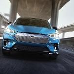 Ford Mustang Mulai Persiapkan Crossover Electrik Mach E untuk 2021