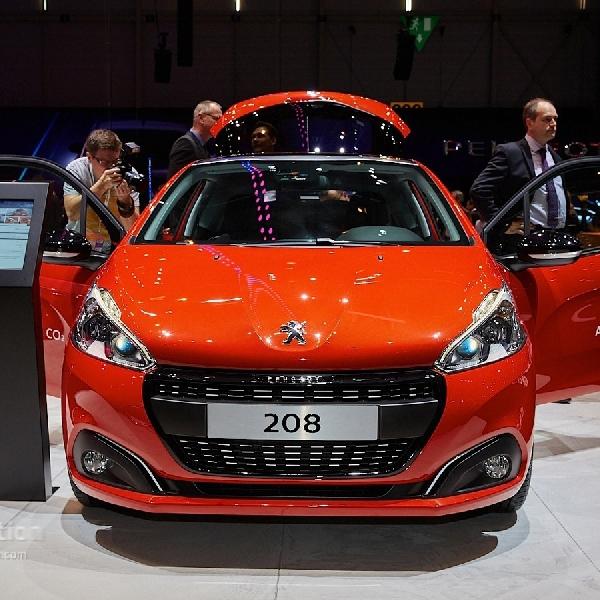 All-New Peugeot 208 gunakan Electric Powertrain
