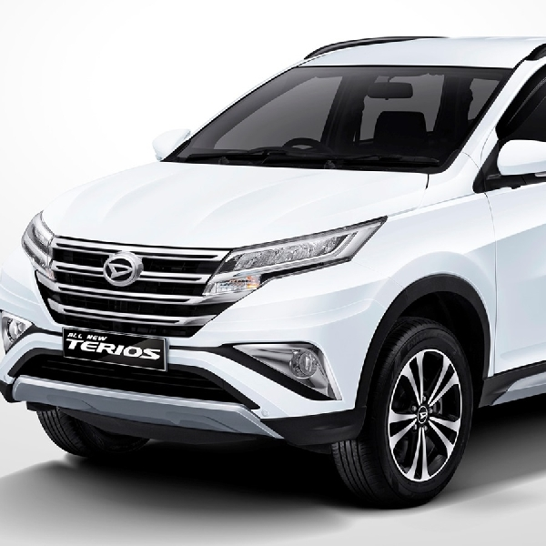 Daihatsu Catatkan Kenaikan Penjualan di September 2018