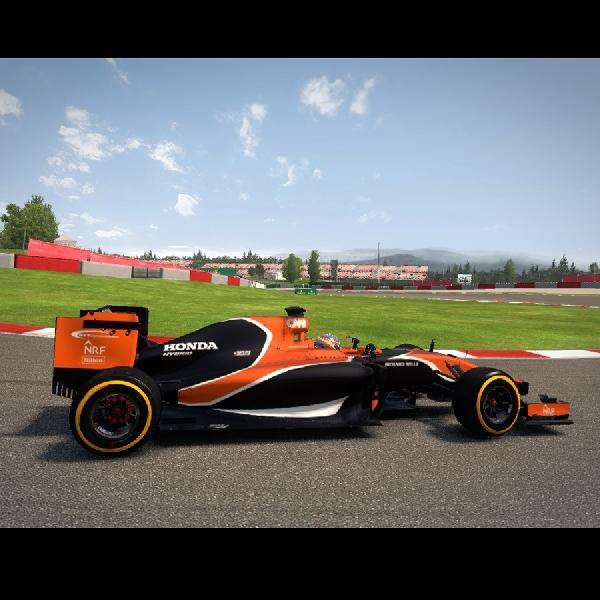 F1: Alonso - Mclaren miliki salah satu Chassis Terbaik di Formula 1
