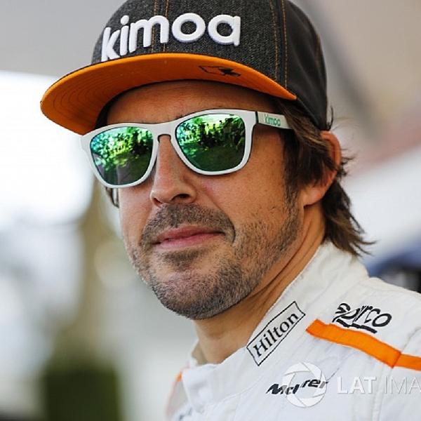 Fernando Alonso Berharap Lancar di Monako