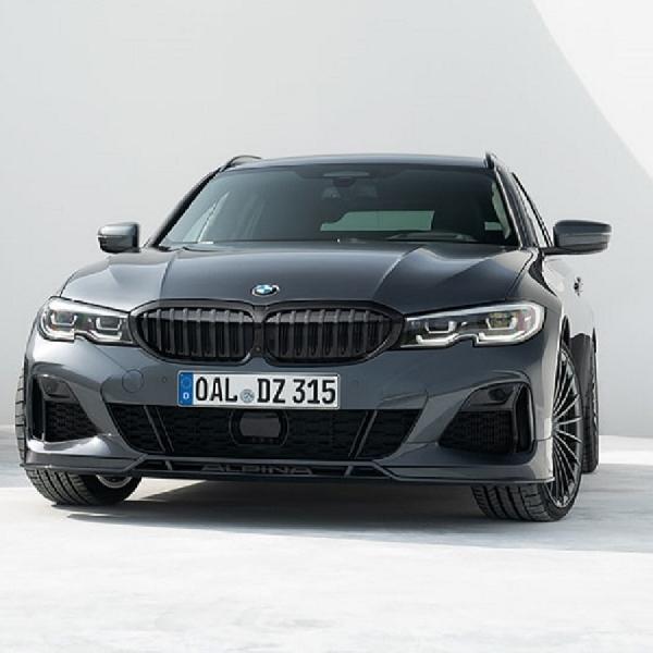 Alpina Rilis BMW 330d High Performance yang Diberi Nama D3 S