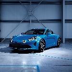 New Alpine A110 2017 Sports Car Bergaya Retro
