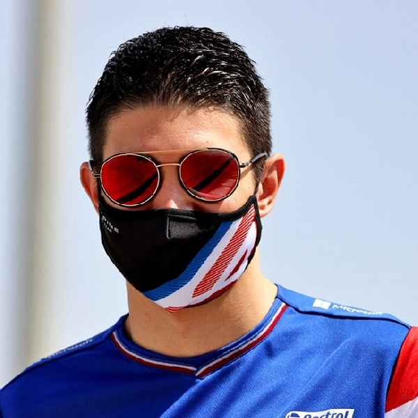 F1: Alpine Tawarkan Kontrak Baru Untuk Esteban Ocon?