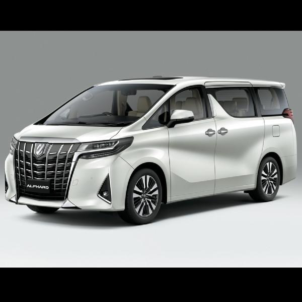 Ingin Beli Alphard? Kini Toyota Rilis Versi Barunya