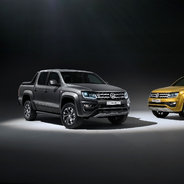 Volkswagen Tingkatkan Penampilan Amarok