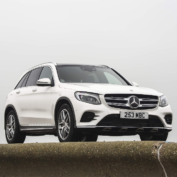 Memakai Penggerak Roda Belakang, Mercedes-Benz GLC Jadi Makin Diminati