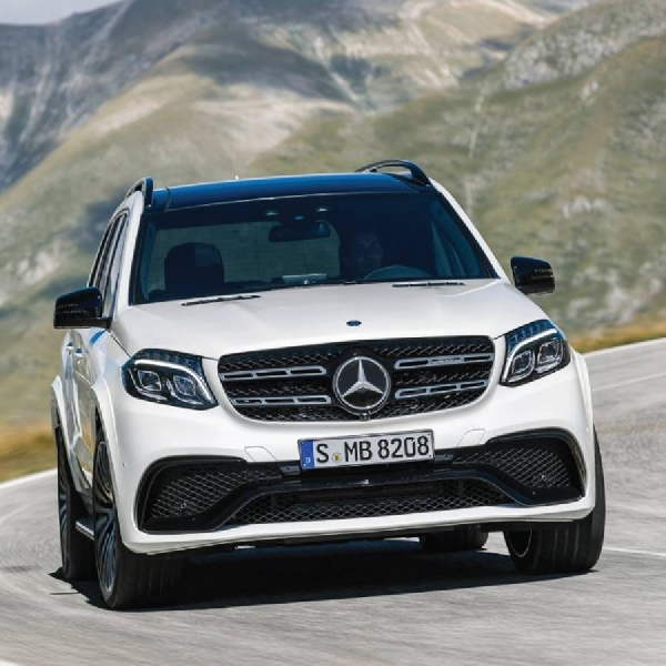 Sejarah Mercedes-Benz GLS, The Luxury Sports Utility Vehicle (Part 1)
