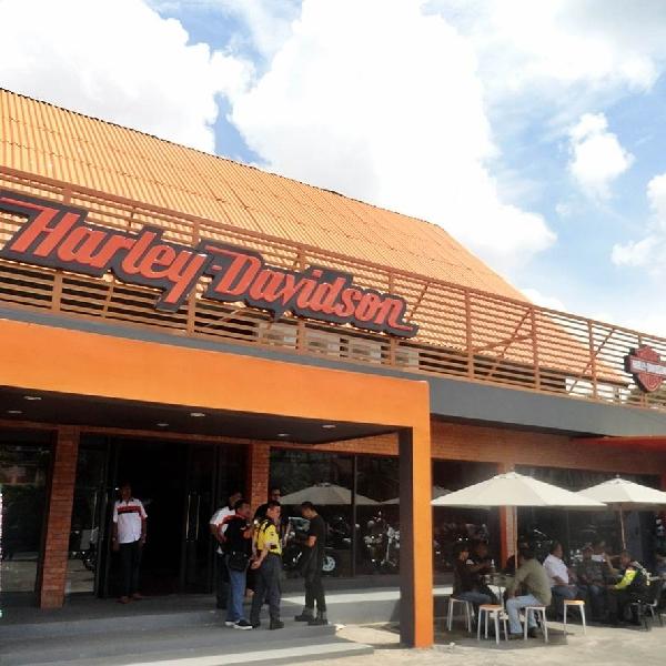 Anak Elang Harley-Davidson of Jakarta Dealer Terbaru Harley Kedua di Indonesia