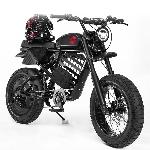 Anda Penggemar Star Wars? Coba Lihat Super73-RX Custom e-Bike Ini