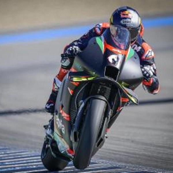 MotoGP: Andrea Dovizioso dan Aprilia Lanjutkan Uji Coba MotoGP di Misano